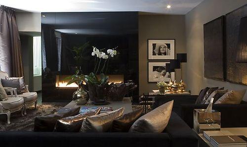 Metropolitan interieurstijl in de woonkamer - Metropolitan Luxury, Eric Kuster