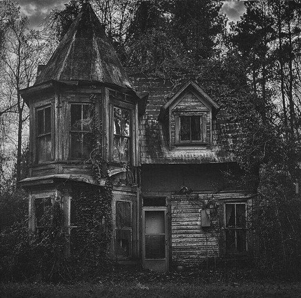 Haunted Places In Northwest Houston: 47 Best Abandoned Houses B&W Images On Pinterest