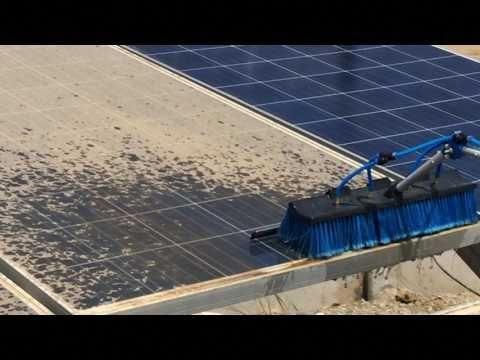 Solar Panel Cleaning In India Youtube Solarpanels Solarenergy Solarpower Solargenerator Solarpanelkits Solarwaterheater Sola In 2020 Solar Panels Solar Roof Best Solar Panels