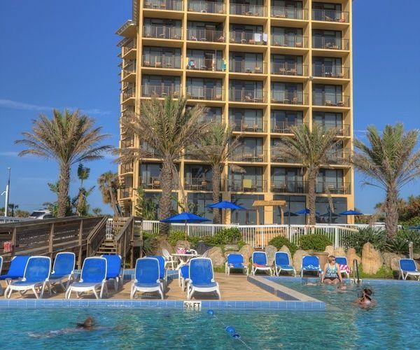 Acapulco Hotel Resort Daytona Beach Floridaacapulco