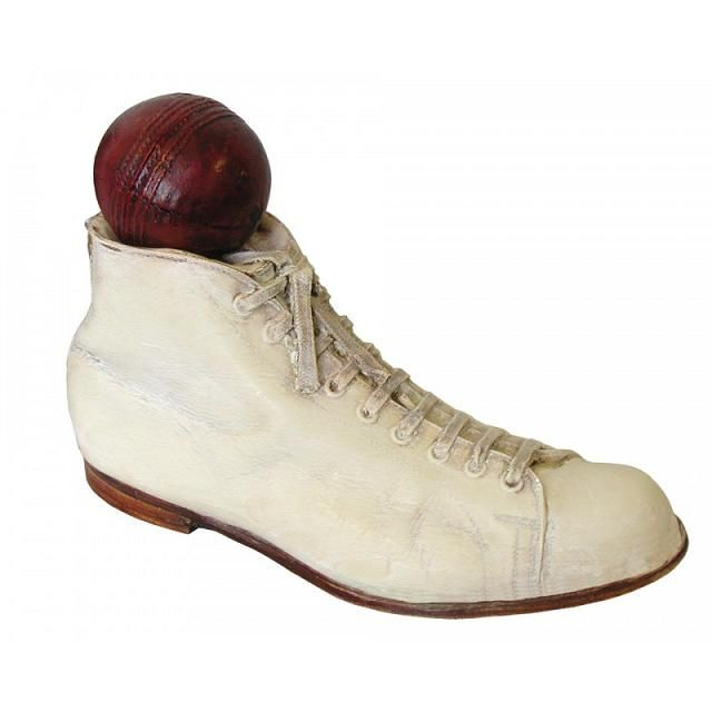 Doorstop - Amazing #Cricket boot made in England