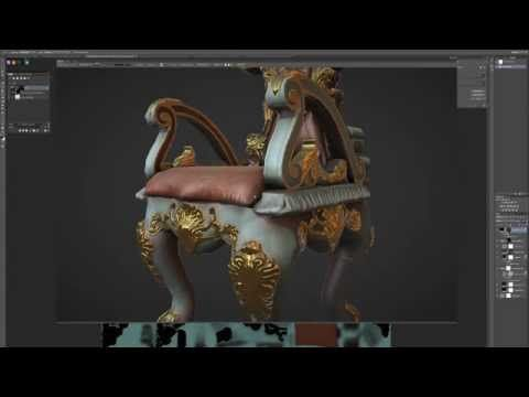 Quixel Suite 2.0 튜토리얼 vol.1 : Quixel Suite 2.0 Tutorial vol.1 - YouTube