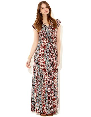 Athena maxi dress monsoon