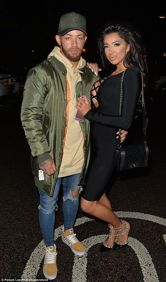 Sad times:Chloe Khan proved she and Ashley Cain were simply not meant to be as she revealed on Sunday that the couple have gone their separate ways - announcing the news in an Instagram Q&A session