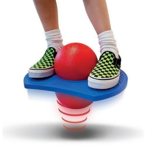 Efsane Egzersiz & Sıçrama Topu POGO-BALL
