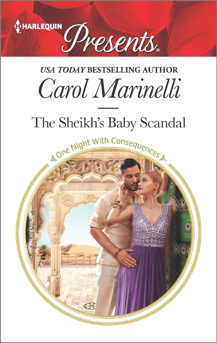 Carol Marinelli - The Sheikh's Baby Scandal