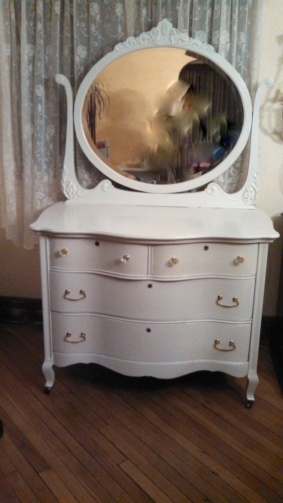 Magnificent Antique Shabby Chic Cottage Dresser by NewDawnRevivals, $695.00