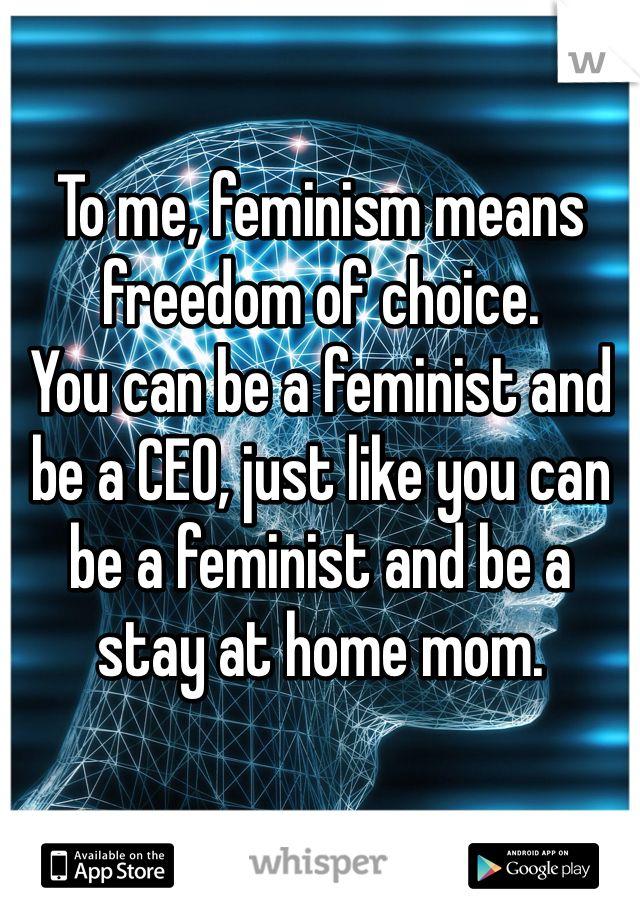 Feminism Definition Essay On Freedom - image 5