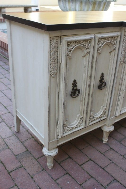 135 Best Chalk Paint Makeovers Maison Blanche Images On