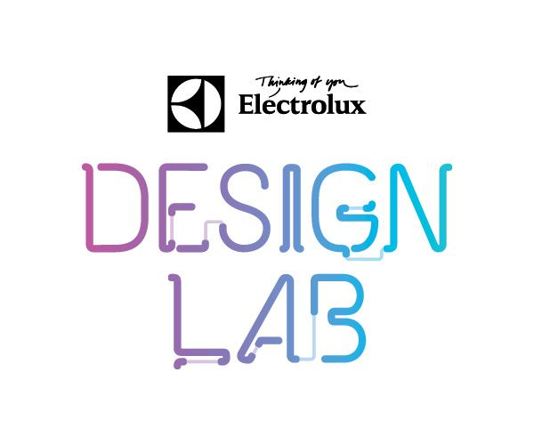 Electrolux Design Lab LOGO Design Competition - winner: Henrik Sundqvist from Berghs School of Communication