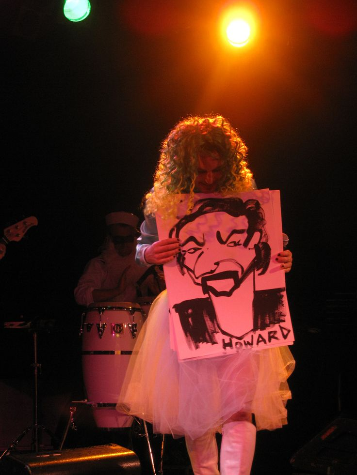 Old Gregg and his Howard painting