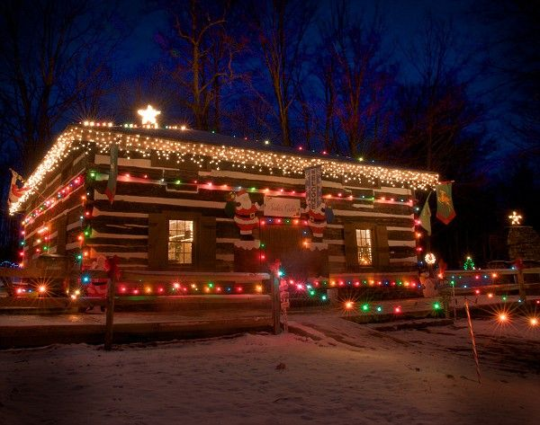 Fort St Clair Christmas Lights 2020 Fort St Clair Eaton Ohio Christmas Lights 2020 | Hardch