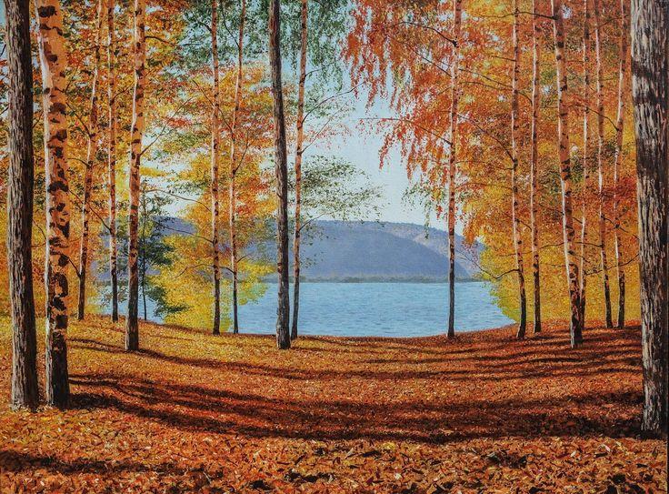 Johan Botha - Acrylic on canvas
