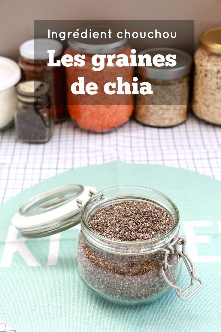 Ingrédient-chouchou-chia