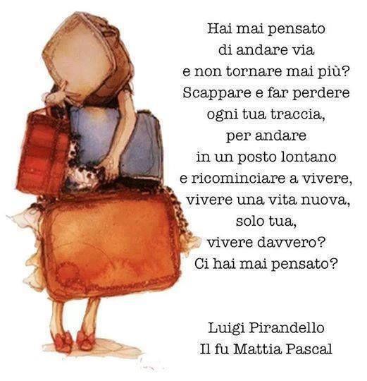 Luigi Pirandello #aforismi