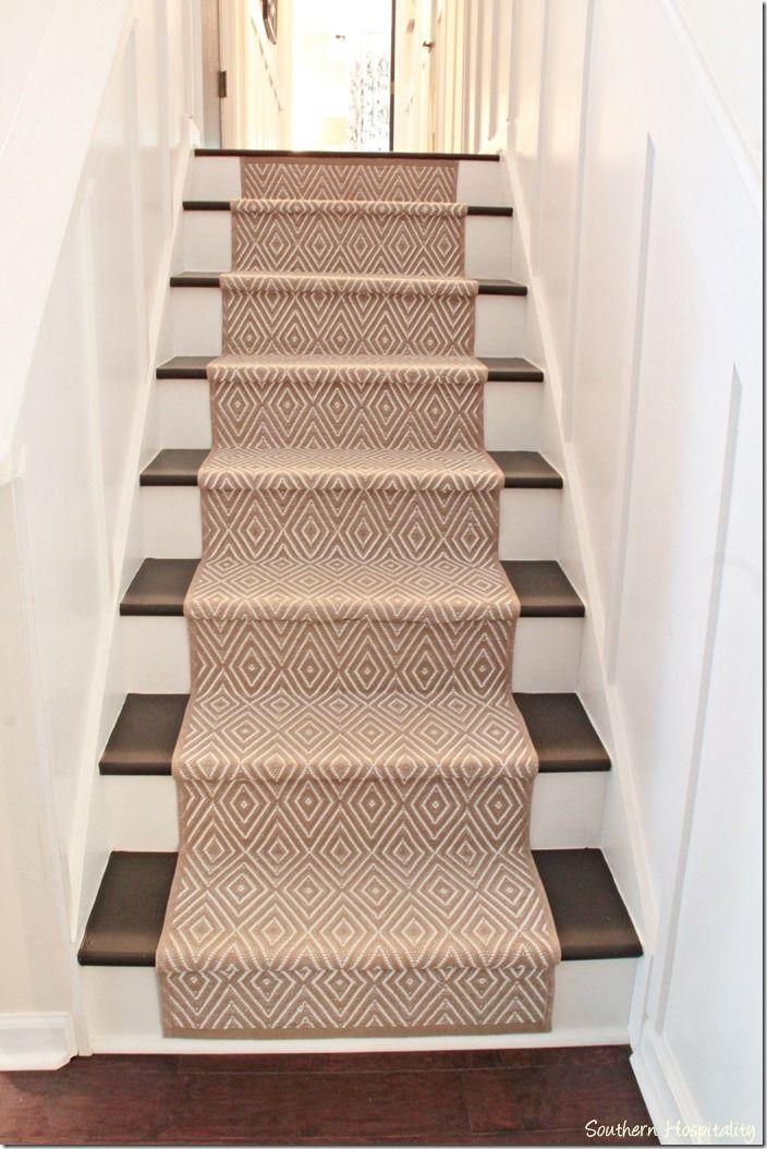 Mejores 11 im genes de sujeta alfombras escaleras en - Alfombra para escalera ...