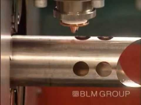 Laser Tube Cutting : Watch This Amazing Tech Make Elaborate and Quick work of Steel Tubes & Poles