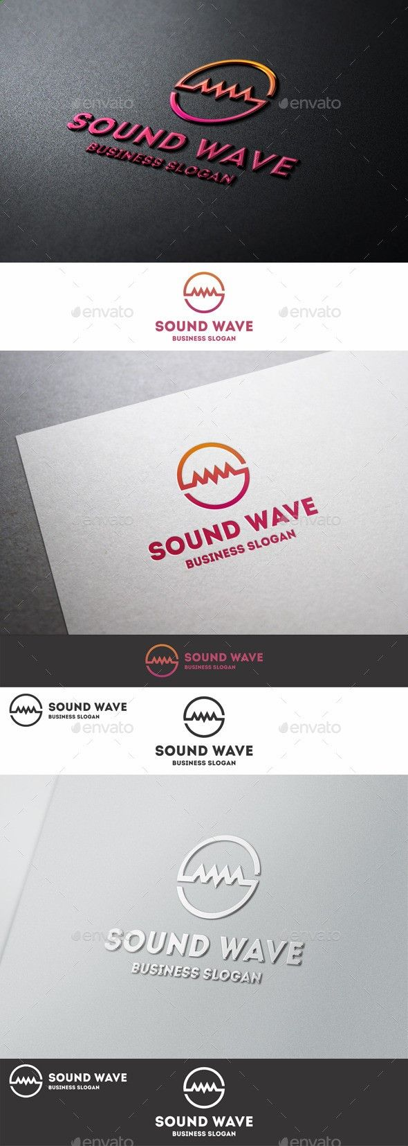 Sound Wave Logo S Letter - Digital Wave Studio Logo – An excellent logo template highly suitable for music production and entertainment businesses. Is a logo that can be used by multi media developers, radio station, audio designers, design agencies, web designers, graphic designers ; Suitable for companies engaged in music, media, record companies, music studios, music stores, entertainment, event organizer, and other related companies. etc.http://graphicriver.net/item/sound-wave-logo...