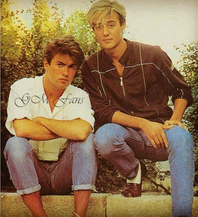 ridgeley guys The 10 cutest guys from 1980s new wave by the other person in wham (besides george michael) was the underappreciated but totally great looking ridgeley.