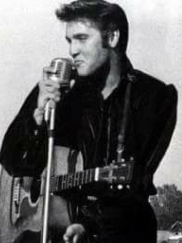 Elvis early days