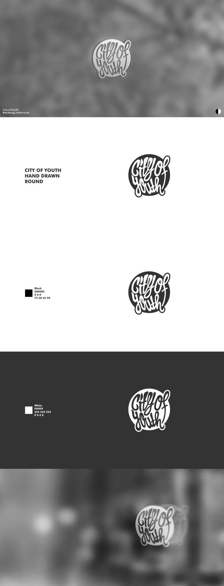 City of Youth - Visual Identity #visual #identity #visualidentity #logo #graphic #design #graphicdesign #digitalart #presentation #portfolio
