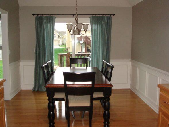 25 Best Dining Room Design Ideas On Pinterest: Best 25+ Wainscoting Dining Rooms Ideas On Pinterest