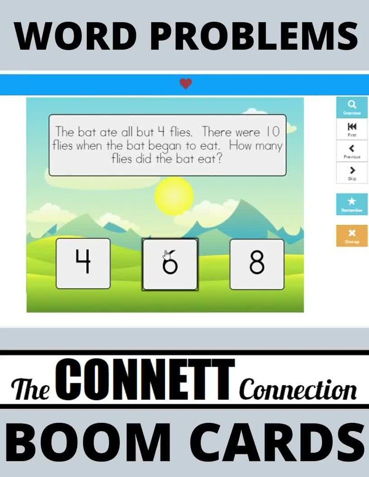 Pin on Math for kindergartens!