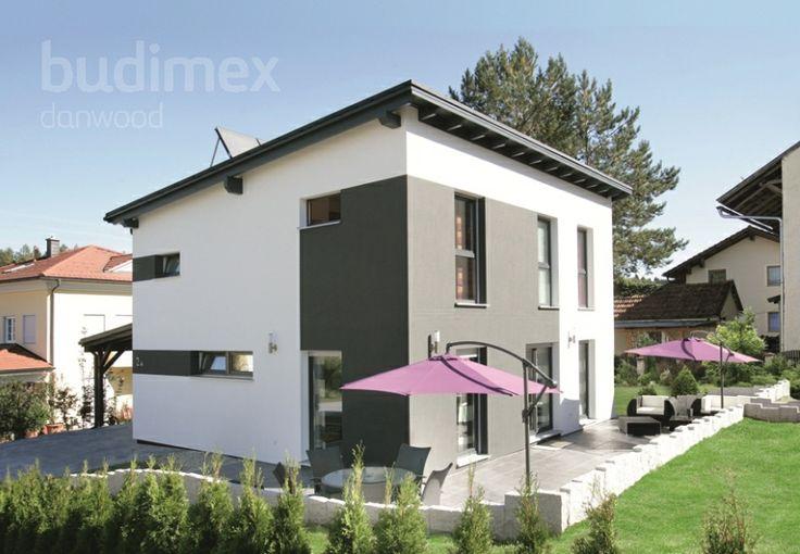 Zweigeschossige Häuser Danwood Park 128P || #hauser #house || http://www.danwood.de/hauser/zweigeschossige/park-128p