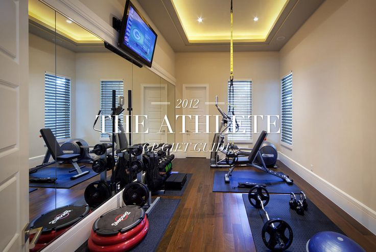 Ideas about small home gyms on pinterest