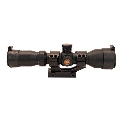 Scope Tac 3-9X42 30mm IR Mil Black