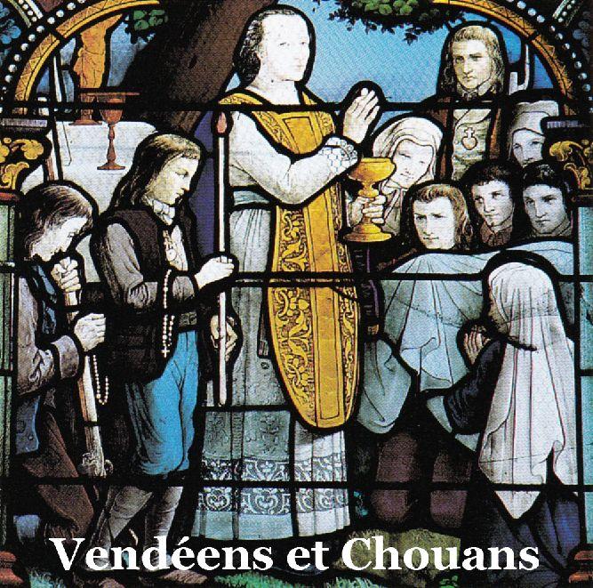 14 juin 2014 – Les vitraux vendéens, l'épopée de 1793 en images