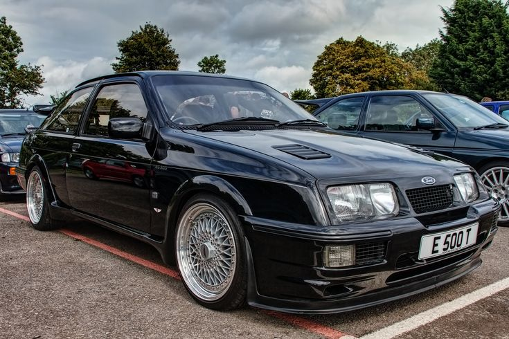 Sierra Cosworth RS500