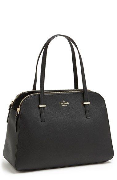 classic black purse