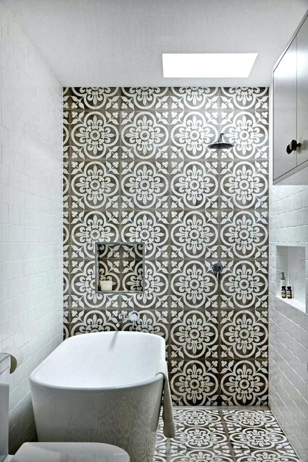 Pin On Home Remodeling Ideas Popular examples of bathroom tiles