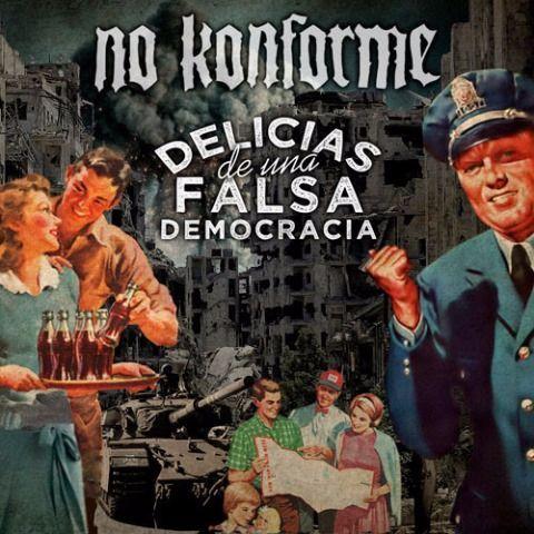 """No Konforme presentan su nuevo video contra el acoso escolar """"Alas de Papel http://crestametalica.com/no-konforme-presentan-su-nuevo-video-contra-el-acoso-escolar-alas-de-papel/ vía @crestametalica"""