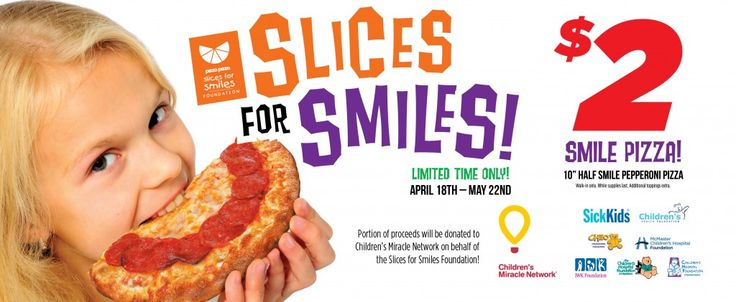 Pizza Pizza - Buy a smile pizza for a toonie, April 18 to May 22, 2016 - 18590-Slice-for-Smiles-Web-Banner-ALL-LOGOS-1024x421 http://www.groceryalerts.ca/pizza-pizza-buy-smile-pizza-toonie-april-18-may-22-2016/