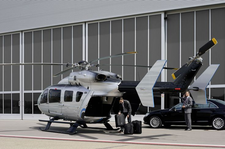 Mercedes-Benz Style EC145 Eurocopter Premieres in Geneva Photo ...