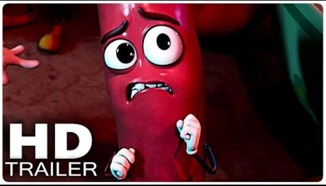 SAUSAGE PARTY Trailer Official   Seth Rogen 2016