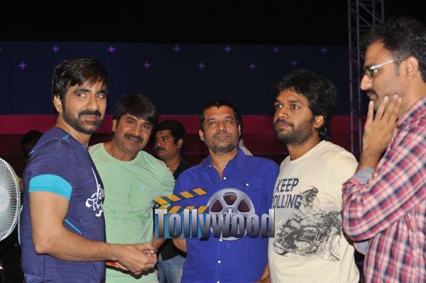 Ravi Teja New Movie Raja The Great Working Still Ravi Teja New Movie Raja The Great Working Still