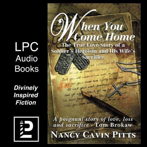 35 best audio books from lpc acx audible amazon audiobooks when you come home a world war ii story of love loss and free coupon codesrecommended fandeluxe Choice Image