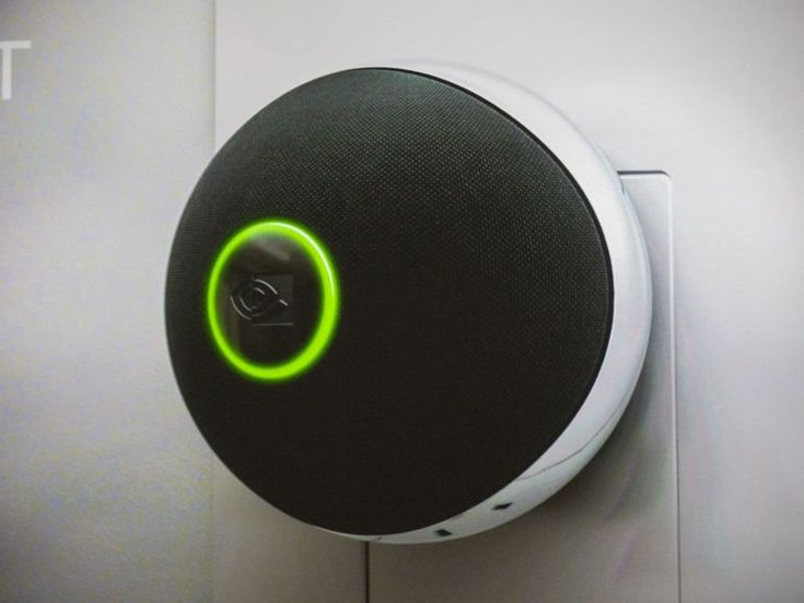 Like an orb shaped Google Home, the Nvidia Spot responds to your voice commands and controls your TV.