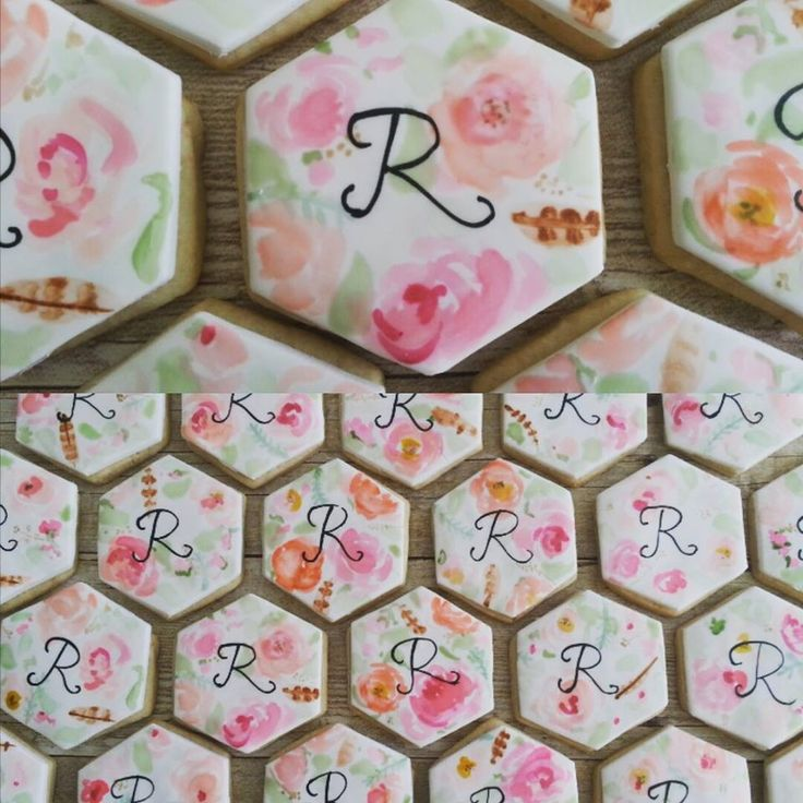 184 Best Ideas About Wedding Cookies On Pinterest