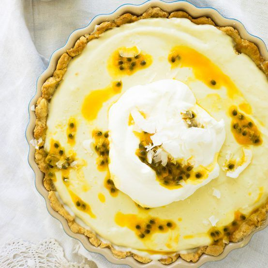 There's nothing more enjoyable than digging into a creamy, custardy tart. The…