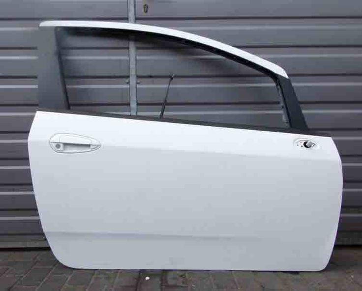 Fiat Grande Punto Sağ Ön Kapı Çıkma Orjinal, Fiat Punto Evo Sağ Ön Kapı Çıkma Orjinal Komple, Punto Çıkma Sağ Kapı Komple Dolu, Punto Çıkma Kaporta Parçalar