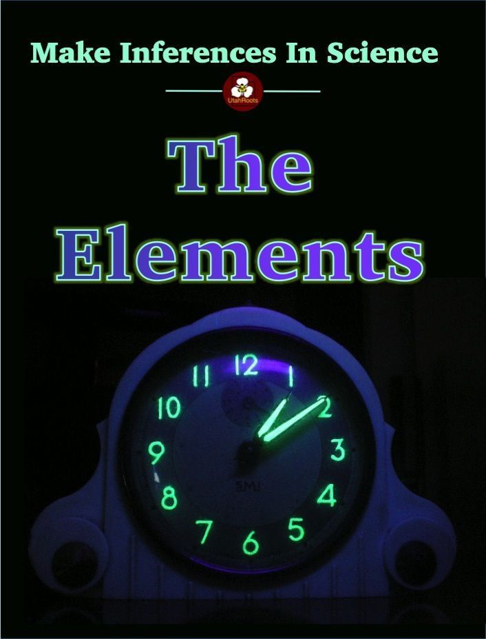 Spark an interest in studying the elements with short interesting non-fiction stories.