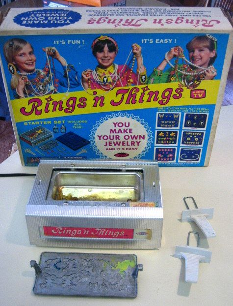 This was a wish list item as a kid, but Santa thought otherwise & brought other wonderful stuff instead.