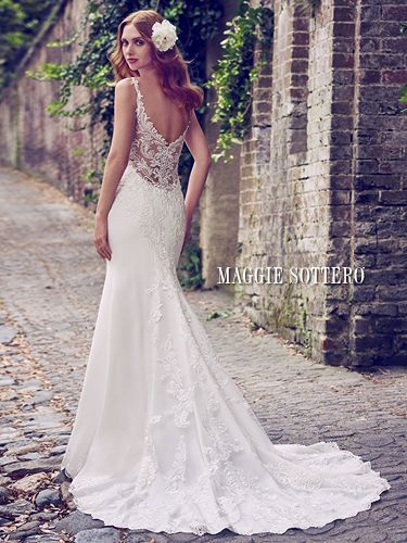 38 best Maggie Sottero Spring 2018 Collection images on Pinterest ...
