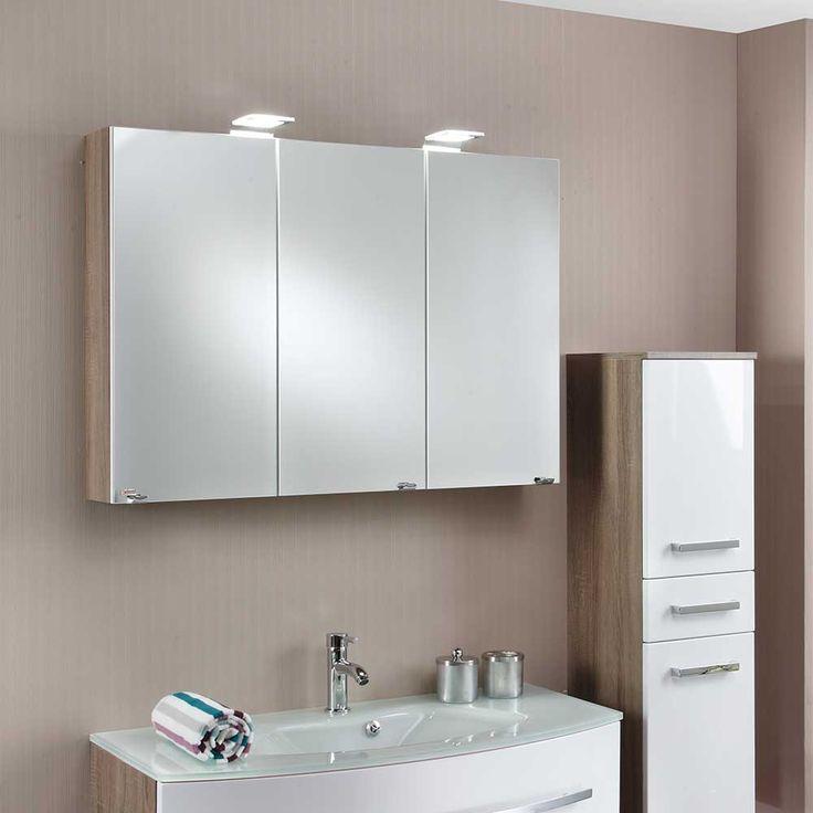 The 25+ best Spiegelschrank ideas on Pinterest Spiegelschrank - badezimmer spiegelschrank mit beleuchtung