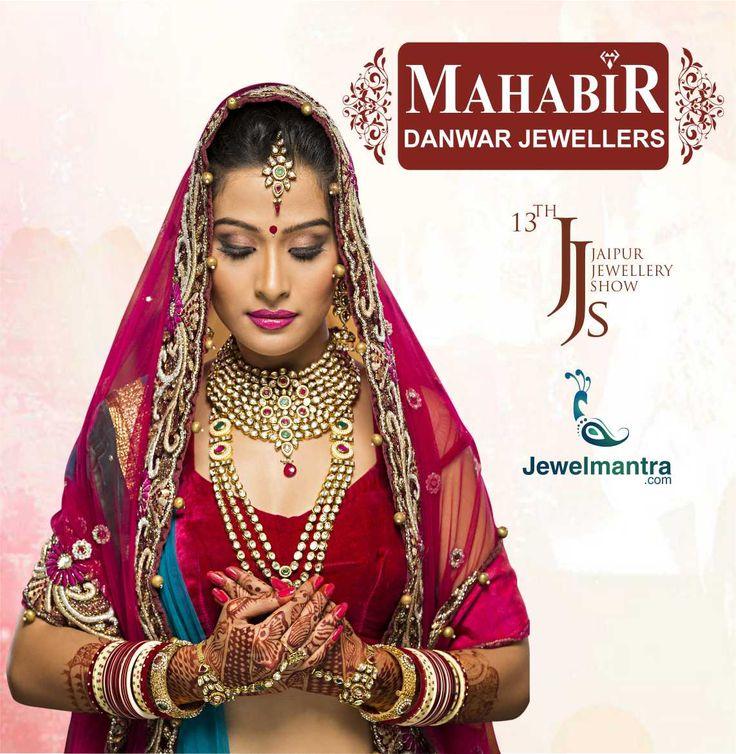 Mahabir Danwar Jewellers kolkata We cordially invite You to have a glimpse of our award winning handmade kolkata jewellery collection in  gold & diamond at JJS-2015 From December 19-22 venue:JECC,Sitapura,Jaipur