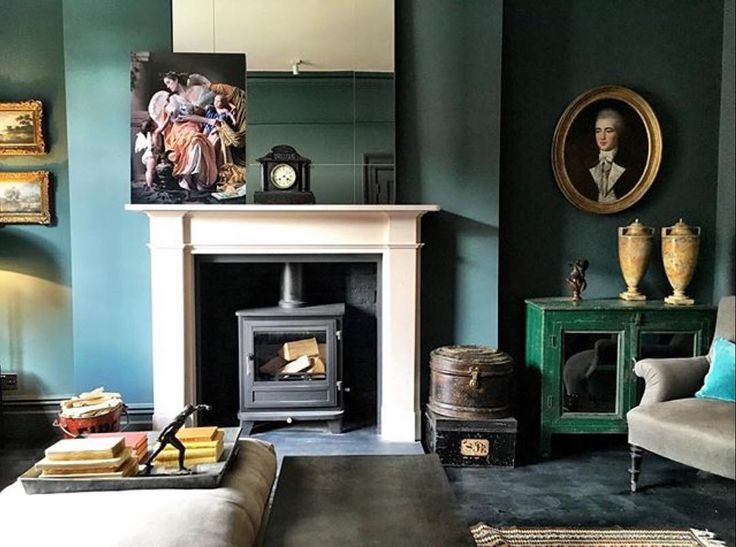Inchyra Blue looking fab during last night's @mrgeorgeclarke's #OldHouseNewHome…